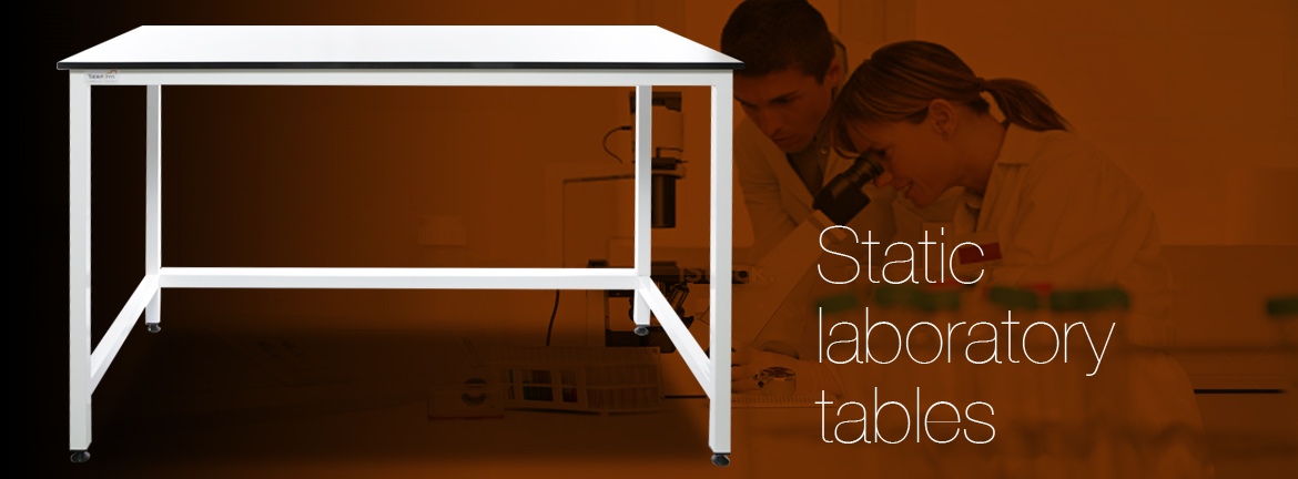 Static Lab Table