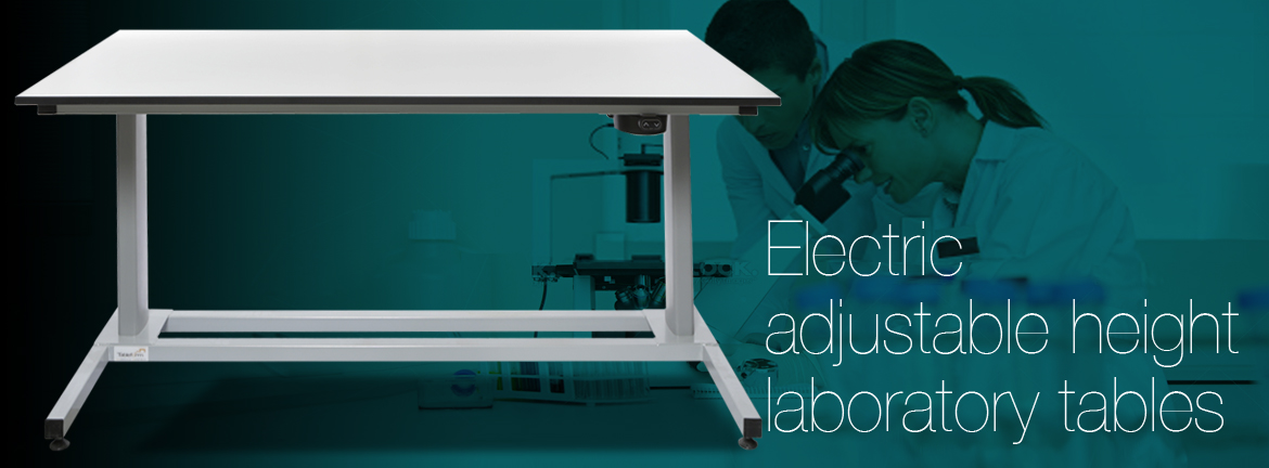 Electric Height Lab Table