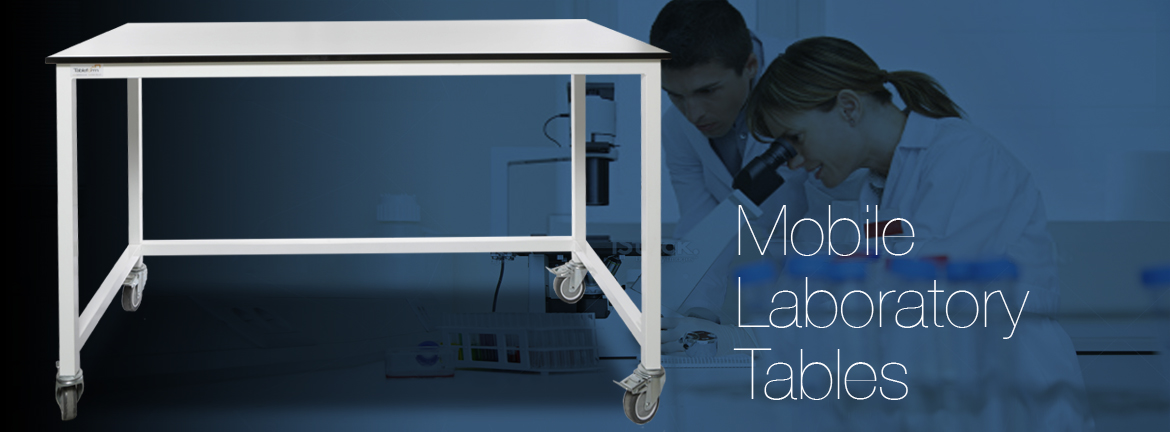Mobile Lab Table